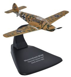 Bf108, Rommels Desert Taxi, 1942, 1:72, Oxford