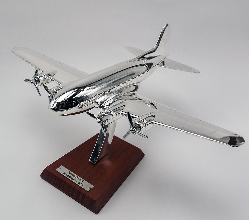 Boeing B-307 Stratoliner, 1938, 1:200, Atlas