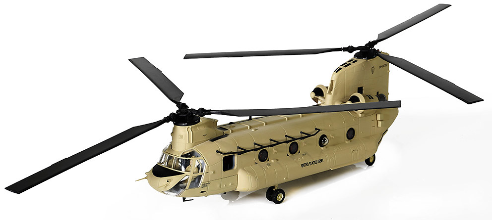 Forces of Valor 1:72 CH-47F Chinook US Army 25th Infantry Div