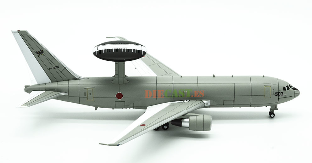 Boeing E-767, avión de Alerta Temprana, JASDF, Japón, 1:250, Planeta DeAgostini
