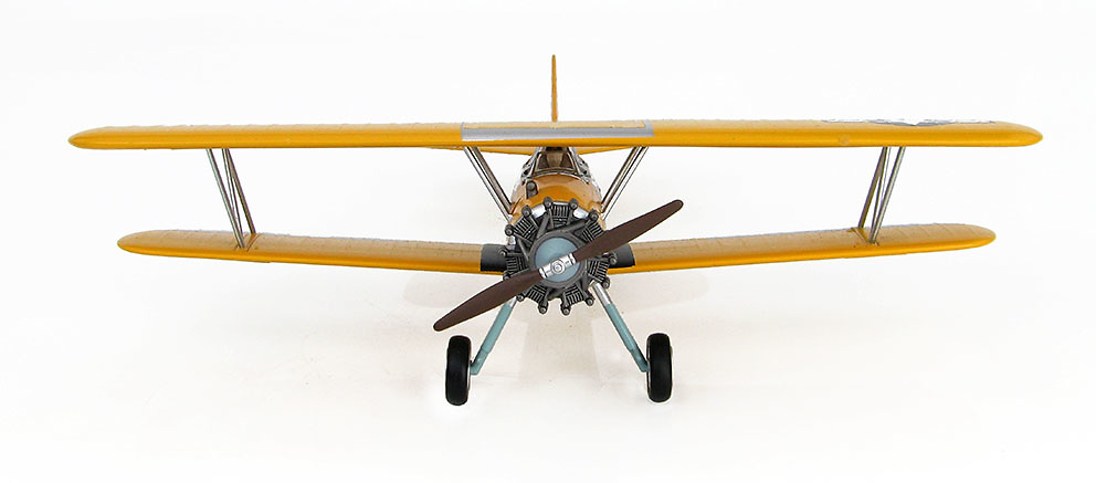Boeing N2S-3 Stearman 39123, US Navy, circa 1944, 1:48, Hobby Master