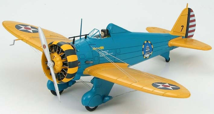 Boeing P-26A US Army, 33-77 Bolling Field, D.C., 1:48, Hobby Master
