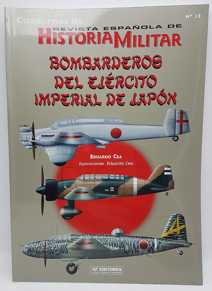 Bombarderos del Ejército Imperial de Japón (Libro)