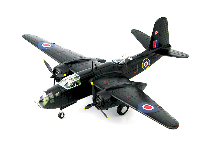 Boston Mk.V No. 13 Squadron, RAF, Greece 1945, 1:72, Hobby Master