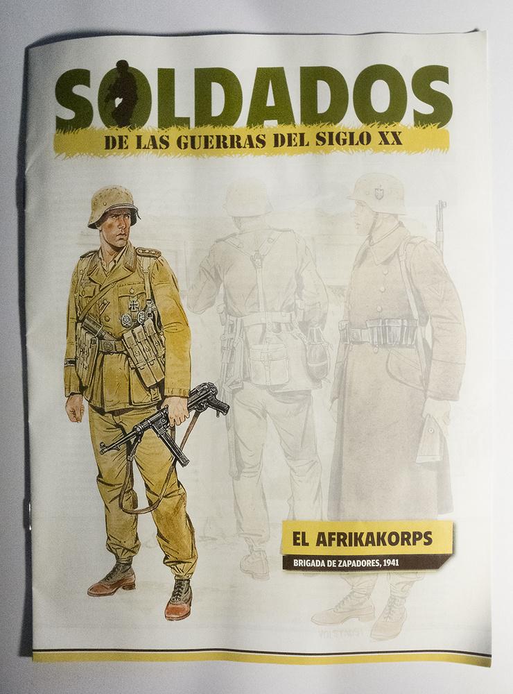 Brigada de Zapadores del Afrikakorps, 1941, 1:30, Del Prado