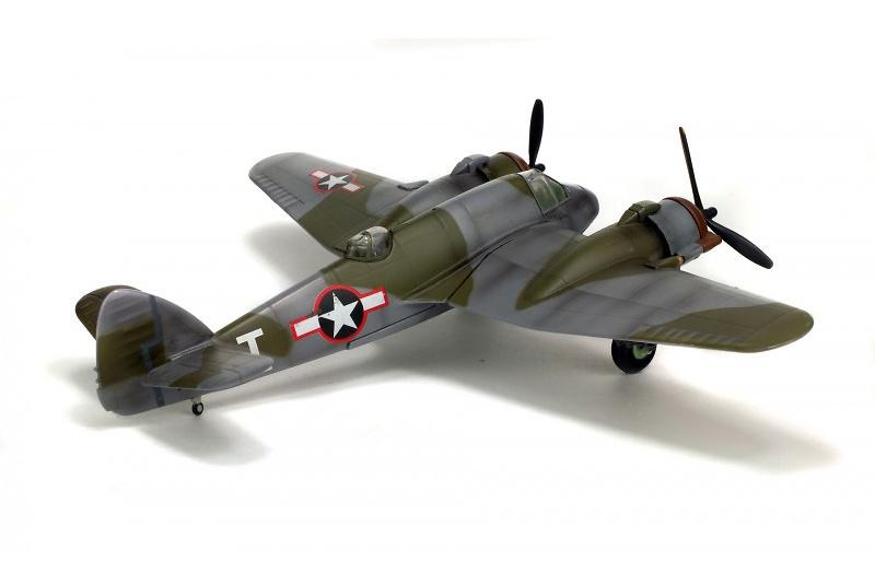 Bristol Beaufighter Mk VI, Córcega, 1944, 1:72, Solido