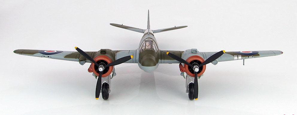 Bristol Beaufighter Mk.VIF Sqn Ldr M.J. Mansfeld and Flg Off S. Janacek, ND 211, WM-K, No. 68 Sqn., Fairwood Common, Mayo, 1944, 1:72, Hobby Master
