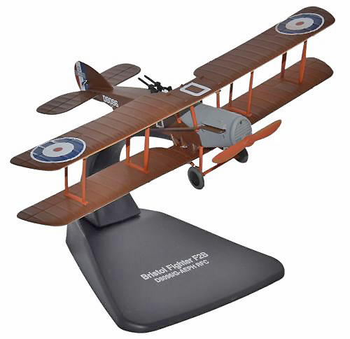 Bristol F2B, Royal Flying Corps, 1:72, Oxford