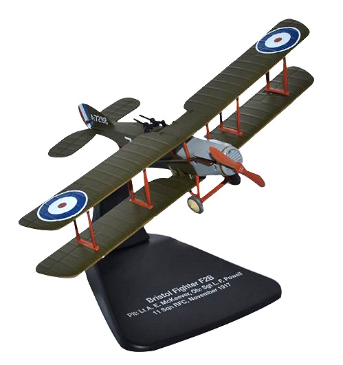 Bristol F2B Fighter 11 Sqn. RFC, 1917, 1:72, Oxford