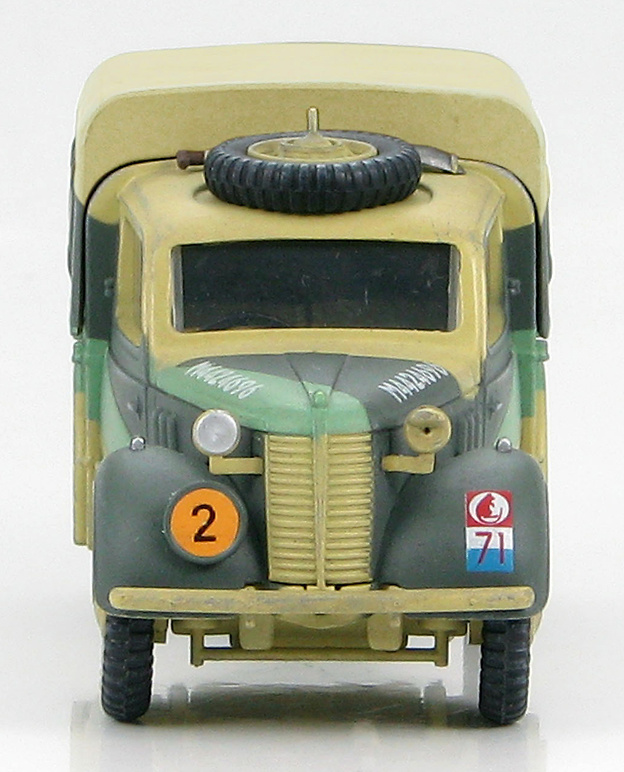 British Light Utility Car Tilly M4424696, North Africa, 1:48, Hobby Master