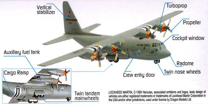 C-130H Hercules, 179th Airlift Wing