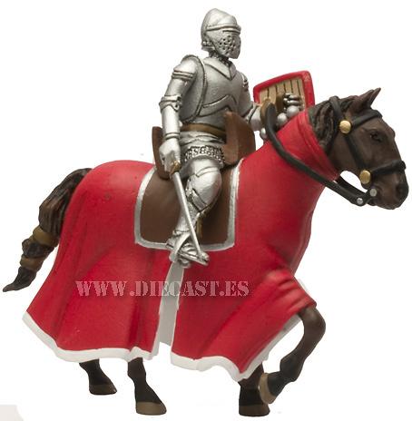 Caballero Castellano Martín de Salinas, Siglo XVI, 1:32, Altaya