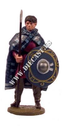 Caballero Germano, Siglo III d.C., 1:30, Del Prado