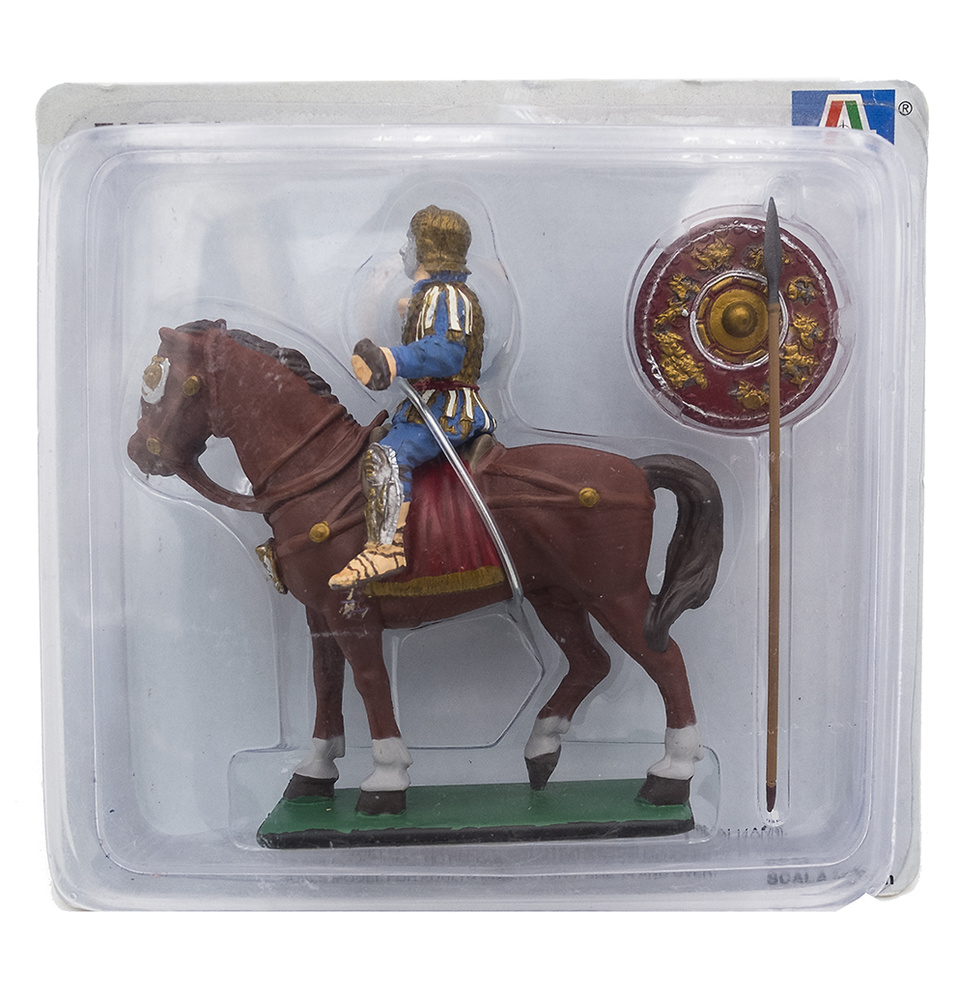 Caballero con armadura de Juegos, Siglo III d.C., 1:32, Italeri