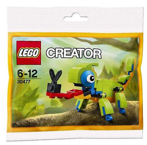 Camaleón, Lego Creator