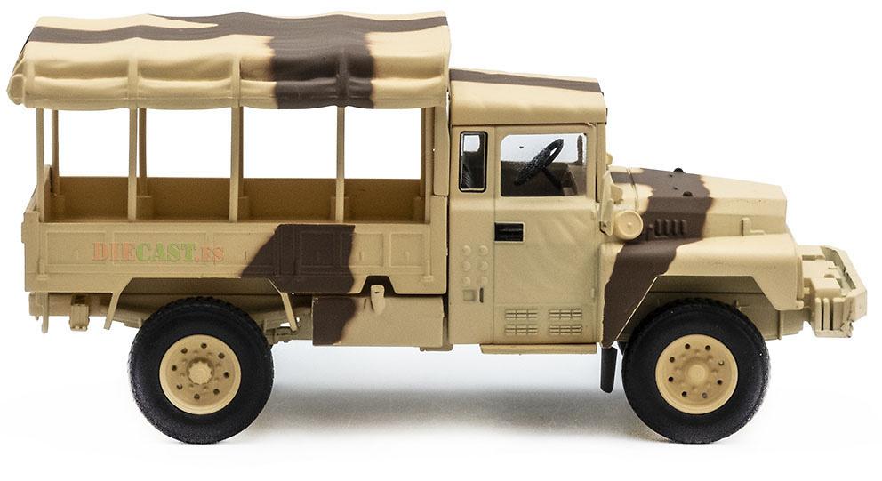 Camión Acmat TPK4, 20 SM2, Francia, 1961, 1:43, Ixo