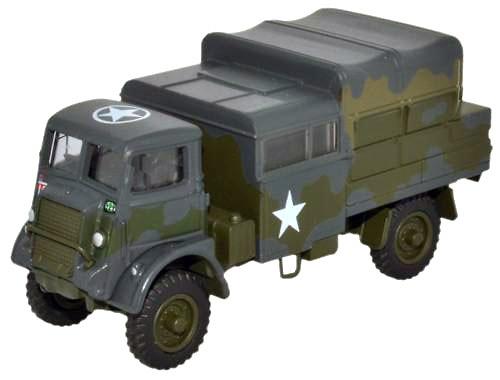 Camión Bedford QLB, Light Anti Aircraft Regiment, 12 Corps, Alemania, 1945, 1:76, Oxford