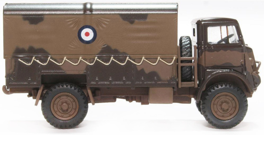 Camión Bedford QLD, RAF 2nd Tactical A F -84 Grp, Frente del Oeste, 1944, 1:76, Oxford