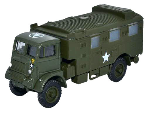 Camión Bedford QLR, 79th Armoured Division NWE, Reino Unido, 1944, 1:76, Oxford