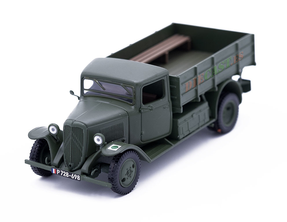 Camión Citroën U23 (Type 23), 1:43, Atlas