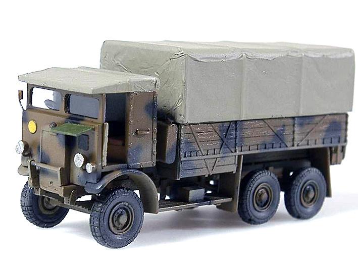 Leyland Truck, 1:72, Wespe Models