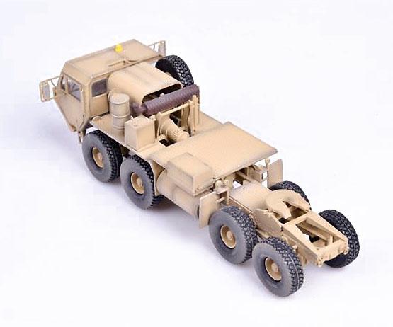 Camión M983 Hemtt tractor, década de 2010, U.S. Army, 1:72, Modelcollect