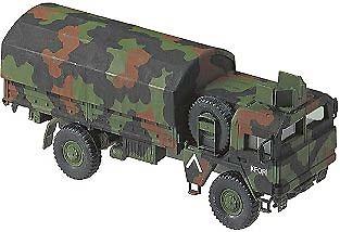 Camión Man 454 KFOR, Minitanks, 1:87