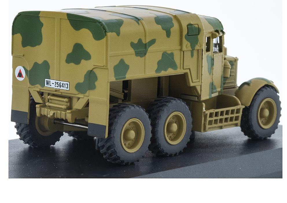 Camión Scammell Pioneer, Artillery Tractor, Luftwaffe, Creta, 1943, 1:76, Oxford