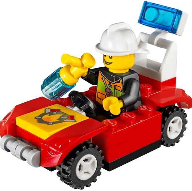 Camión de bomberos, Lego Juniors