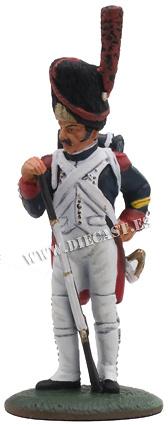 Capitán de Granaderos, Guardia Consular, Francia, 1800, 1:30, Del Prado