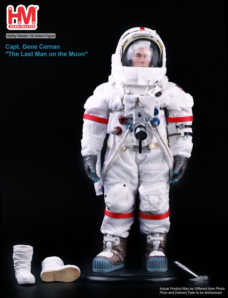Captain Eugene Cernan