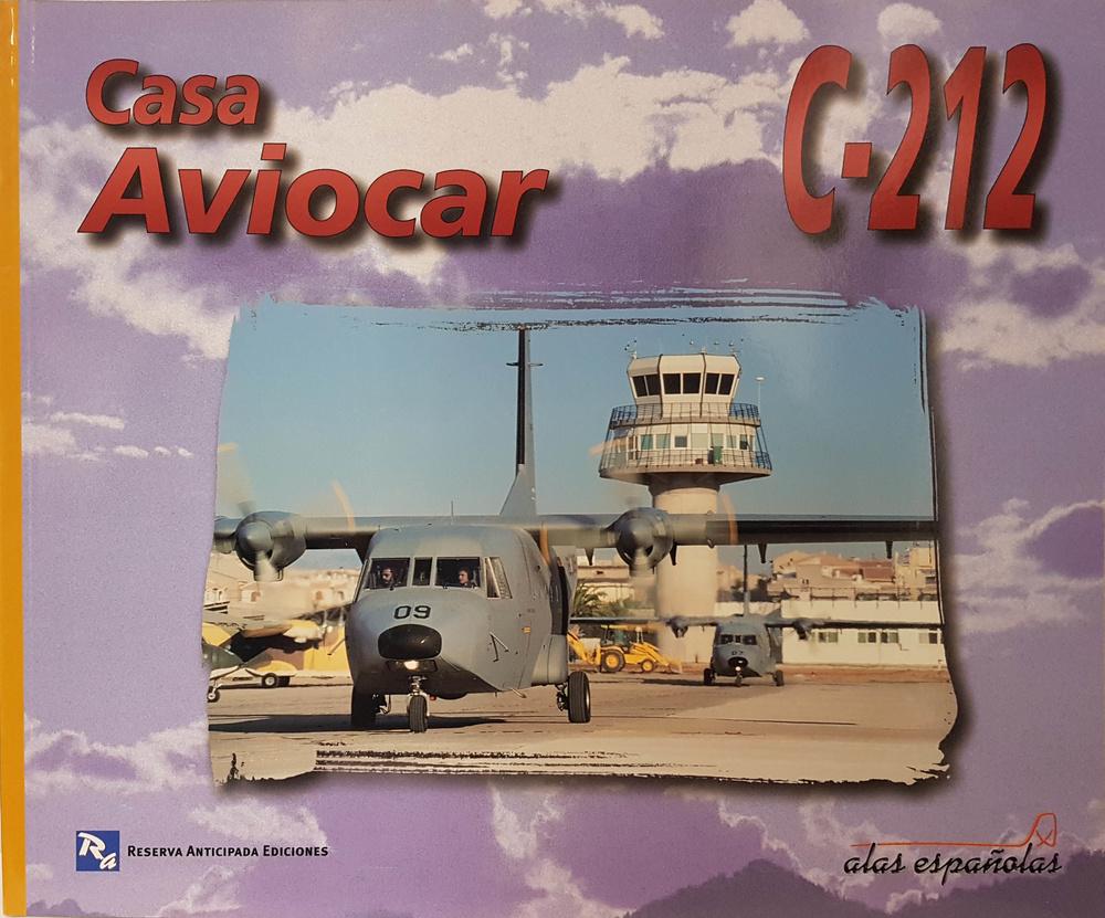 Casa Aviocar C-212 (Libro)