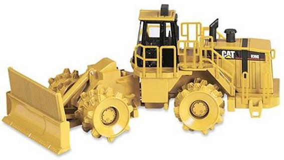 Caterpillar, 836G, Landfill compactor, 1:50, Norscot