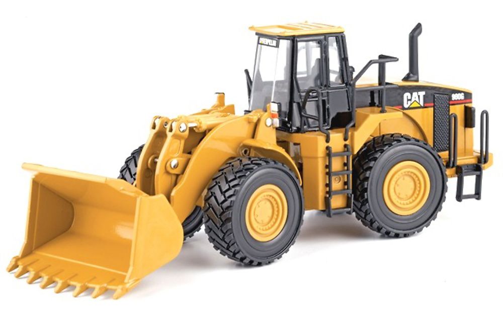 Caterpillar, 980G, Wheel loader, 1:50, Norscot