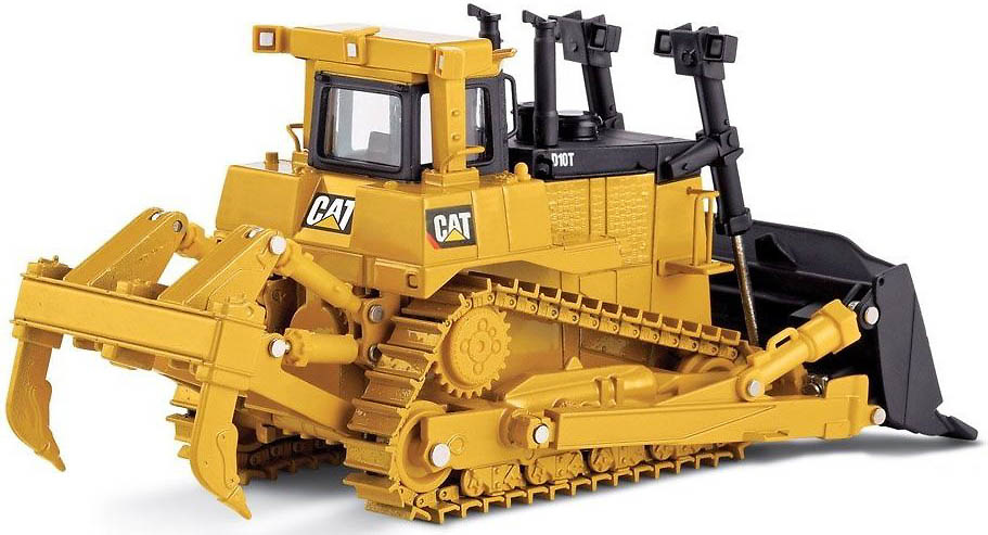 Caterpillar, D10T, Track type tractor, 1:50, Norscot