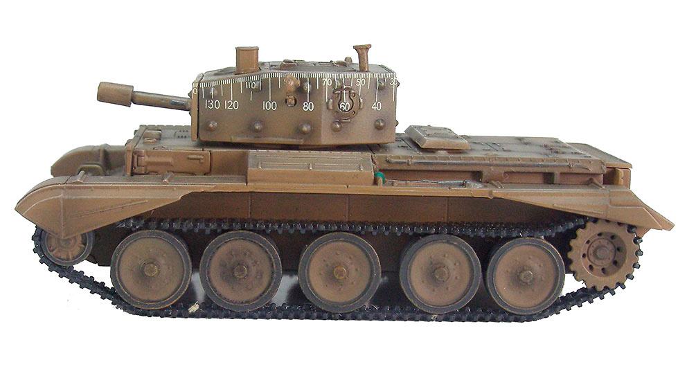 Centaur C.S. MK.IV Crusier Tank MK.VIII, A27L 95mm Howitzer, Normandía, 1944, 1:72, Hobby Master