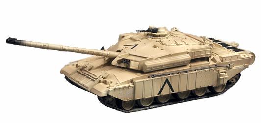 Challenger I, Irak, 1991, 1:72, Easy Model