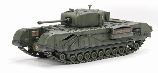 Churchill Mk.IV, 4th Battalion Grenadier Guards, Francia, 1944, 1:72, Dragon Armor
