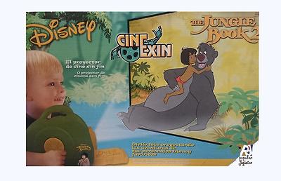 Cinexin Disney, Libro de la selva 2
