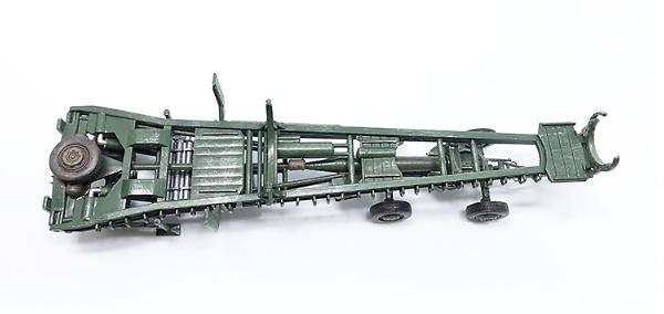 Cohete V2 (Vergeltungswaffe 2), Ejército Alemán, 1942, 1:72, PMA