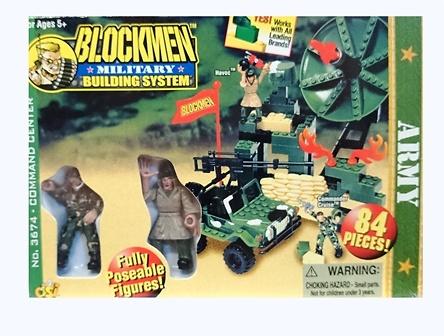 Command Center, Blockmen