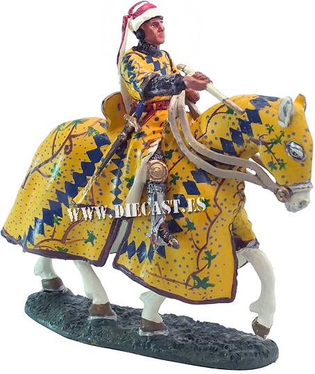 Condotiero italiano, Guidoriccio da Fogliano, 1330, 1:30, Del Prado