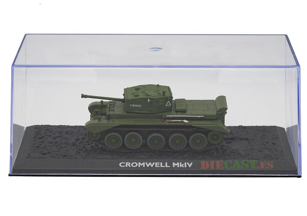 Cromwell MkIV, Gran Bretaña, 1944/55, 1:72, Atlas Editions