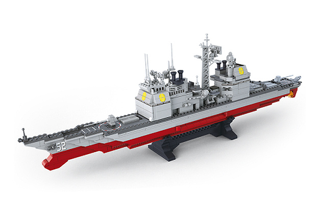 Crucero, 1:350, Sluban