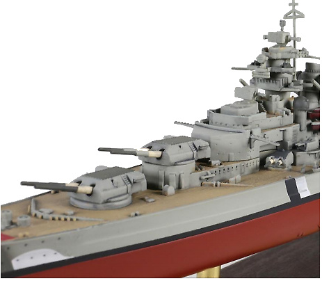 Crucero Bismarck, Kriegsmarine, 1939-1941, 1:700, Forces of Valor