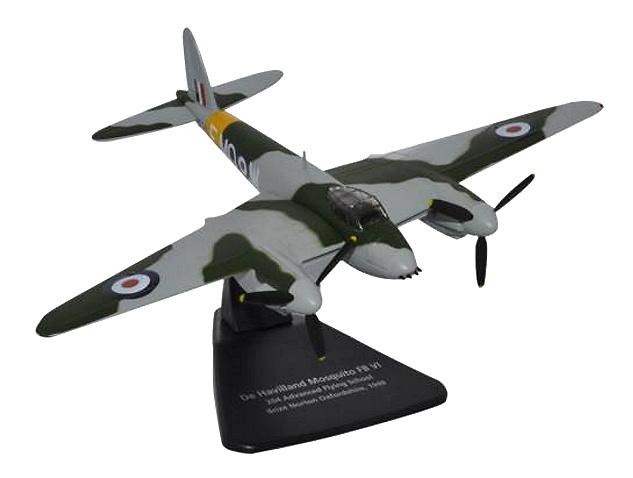 DH Mosquito FB VI 204 AFS, Brize Norton, 1949 , 1:72, Oxford