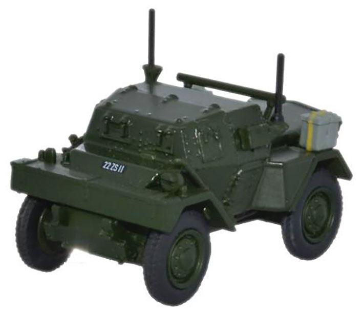 Daimler Dingo Royal Ulster Constabulary Nº 9 Platoon, Base militar de Keady, Co Armagh, 1:76, Oxford