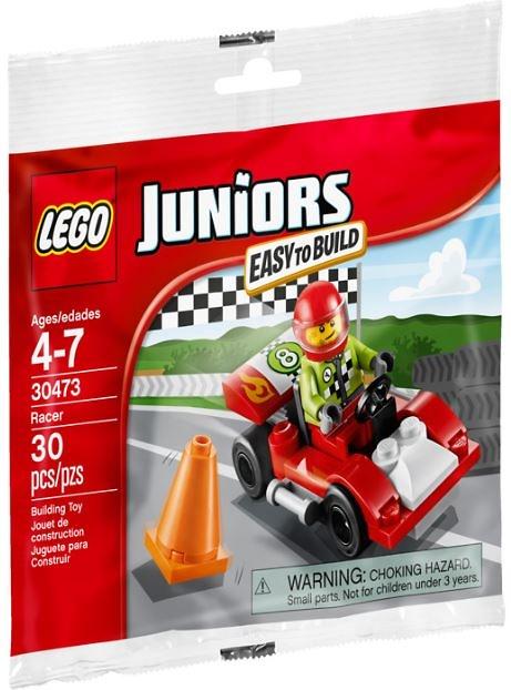Deportivo rojo, Lego Juniors