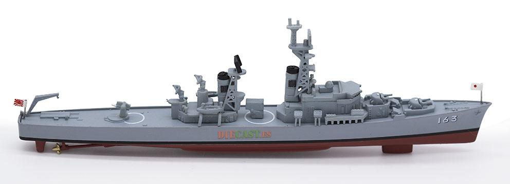 Destructor JDS Amatsukaze, (DDG-163), Fuerza de Autodefensa Marítima de Japón (JMSDF), 1:900, Planeta DeAgostini