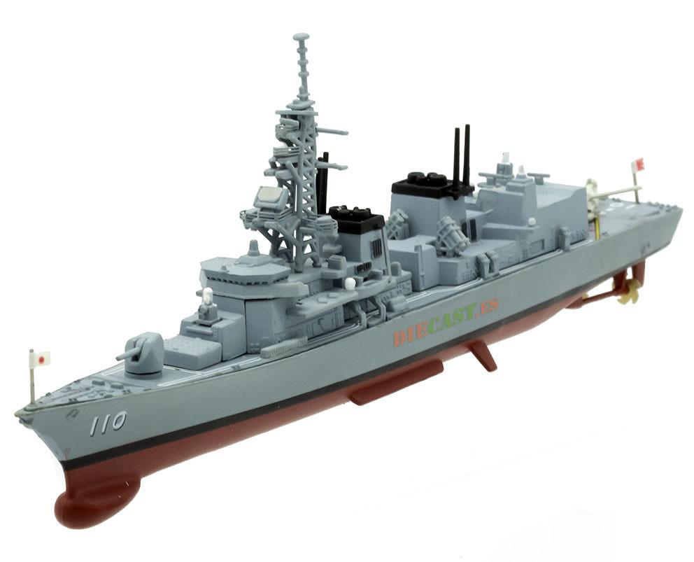 Destructor JS Takanami, JMSDF, Yokosuka, Japón, 1:900, DeAgostini
